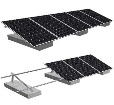 Rooftop Solar Mounting System Solution